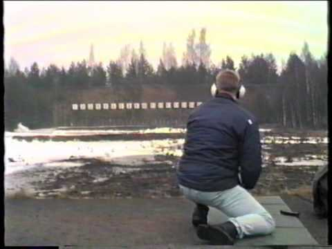 Finnish practical shooting 1992