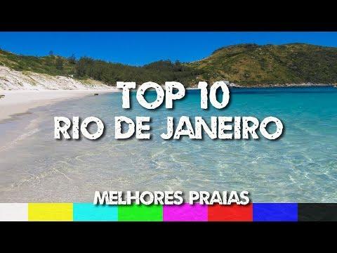 Top 10: Melhores Praias do Rio de Janeiro
