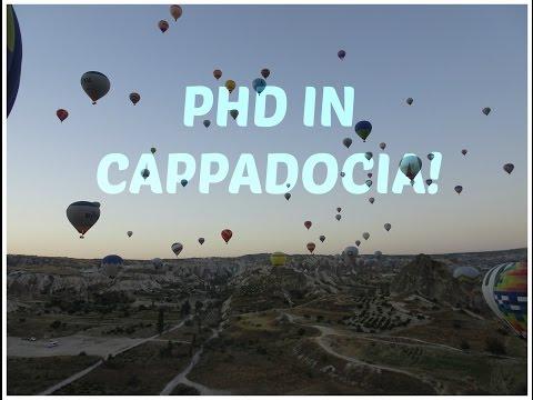 PHD IN CAPPADOCIA  (Adli's Turkey Vlog part 2)