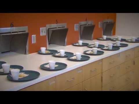 Food Processing Center Sensory Lab