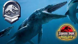 Mosasaur Team - Jurassic Park Builder AQUATIC || Ep49 HD