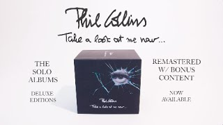 Phil Collins - The Solo Albums Deluxe Editions