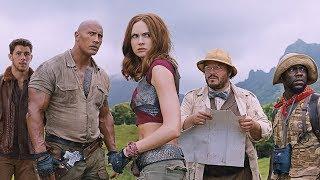 JUMANJI Welcome To The Jungle Trailers