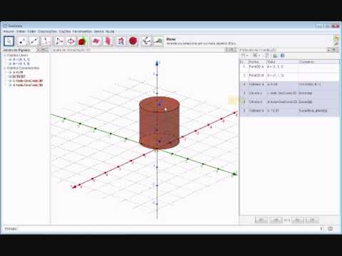 Geogebra3d youtube for Grafica 3d gratis