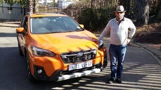 Subaru XV 2,0i-S ES Test Review