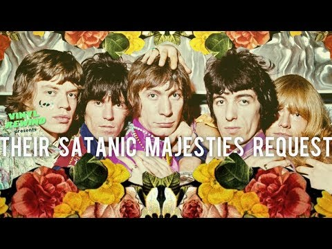 The Rolling Stones - Their Satanic Majesties Request vinyl album review