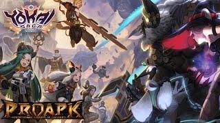 Yokai Saga Gameplay Android / iOS (by Netmarble Games)