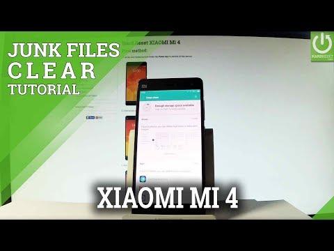 How to Clean Junk Files in XIAOMI Mi 4 - Remove Trash Files