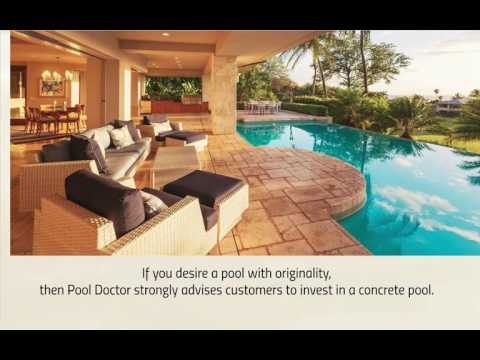 Add Value to Your Home With Concrete Swimming Pools-Pool Doctor of the Palm Beaches- (561) 203-0270