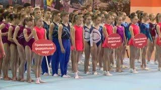 Югорчанки завоевали 3 золотых и 2 бронзовых медали Первенства России по спортивной гимнастике