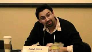 Outsized ambition in a short amount of time - Saad Khan