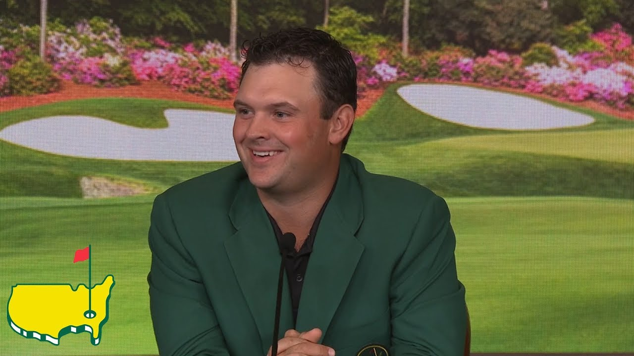 Patrick Reed - 2019 Masters Interview - YouTube
