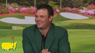 Patrick Reed - 2019 Masters Interview