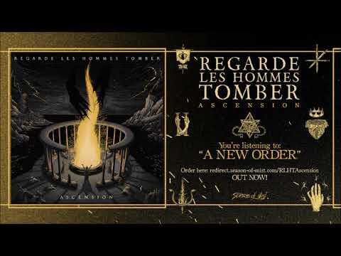 Regarde Les Hommes Tomber - Ascension (2020) Full Album Stream