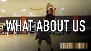 WHAT ABOUT US by Pink DANCE VIDEO | @BrendonHansford Choreography