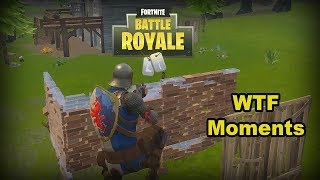 Fortnite Funny and WTF Moments (Battle Royale) Episode. 2