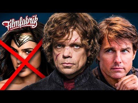 GAME OF THRONES Staffel 8 erst 2019? | Filmverbot für WONDER WOMAN? | TOM CRUISE komplett verrückt!