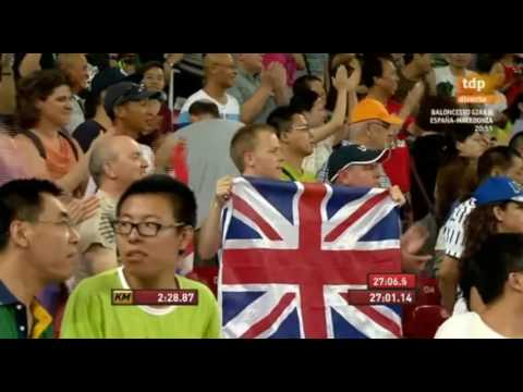 Men's 10000m FINAL World Championships Beijing 2015