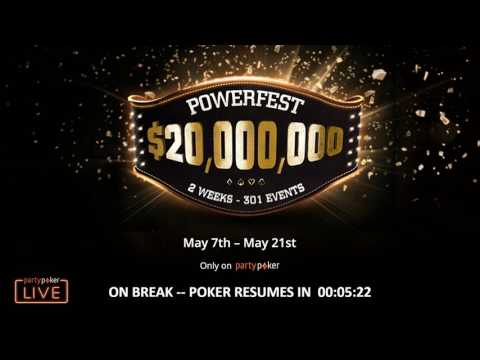 LIVESTREAM - Cash Game Day 1 | Playground Poker Club - Montréal, QC