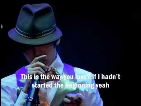 G-Dragon - But I Love You [Eng. Sub]
