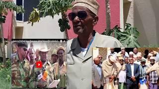 Daawo:-Xildhibaanka Beesha Arab Ee Hargeysa Oo Caayey shacabka Gobo...