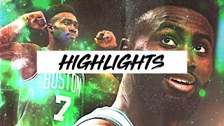 Best Jaylen Brown Highlights 2017-2018 Season | Clip Session