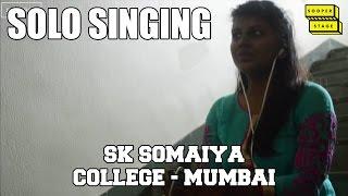 Sun Saathiya - Priya Saraiya, Divya Kumar (Cover) | Pooja Gogri | Solo Singing@S.K Somaiya College