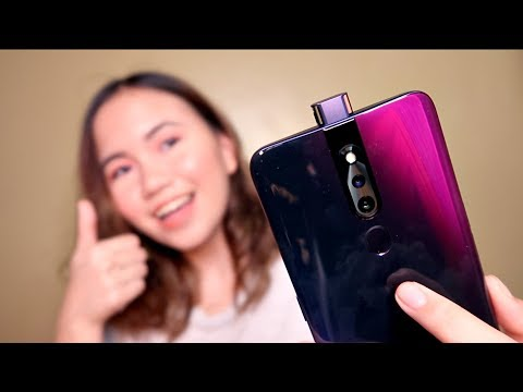 OPPO F11 PRO UNBOXING & REVIEW