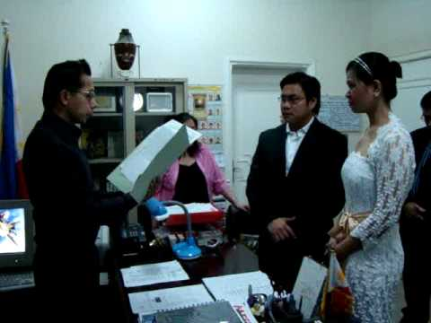 how to get civil marriage in philippines