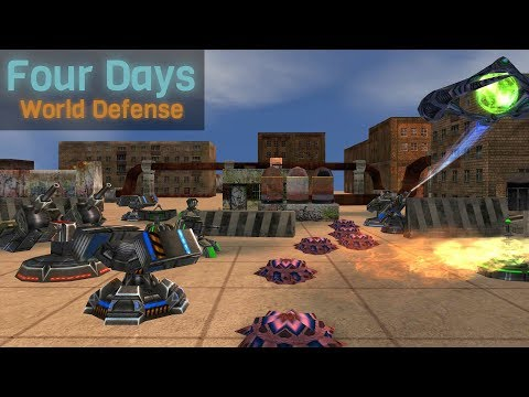 Four Days: World Defense - Trailer