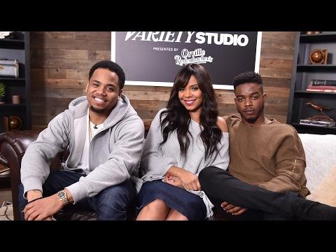 Sanaa Lathan on Fox's Racially Charged Series 'Shots Fired'