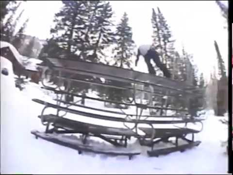 Technine snowboards presents Represent 2001