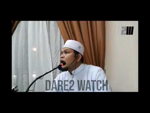 Lawak - Orang Lalu Eh Sapa Tu Ceramah Jerkah jerkah ~ Ustaz Abdullah Khairi