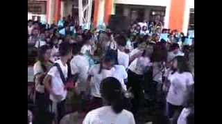 GNHS INTRAMS 2013...YELL