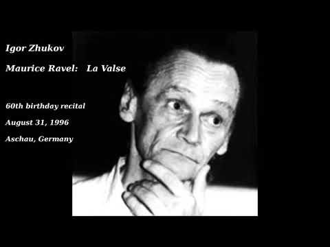 Igor Zhukov plays Ravel 'La Valse'