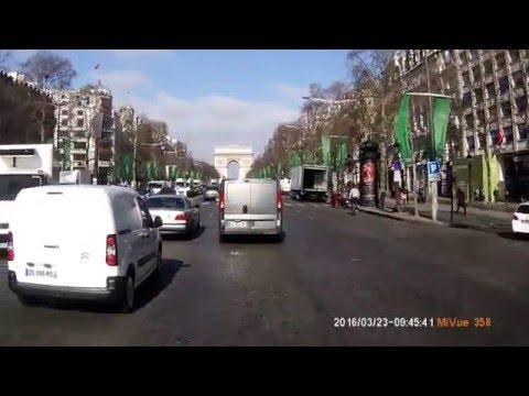 Paris - Avenue des Champs-Élysées #1