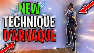 A new GALAXY element on Fortnite? NEW Fortnite Scam Technique Save the World