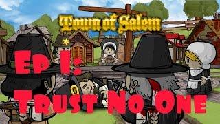 TOWN OF SALEM EP1 (Meeting Gerard Way)