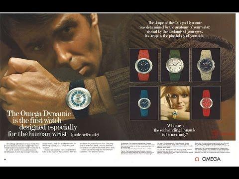 Omega Geneve Dynamic Automatic Vintage Wristwatch