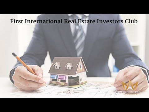 First International Real Estate Investors Club