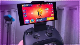 Is this the BEST DEVICE to play BRAWL STARS on?!