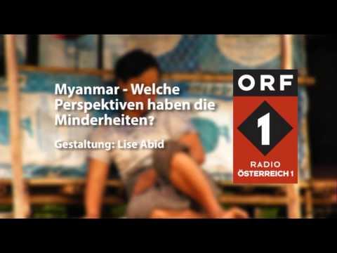 OE1 Journal Panorama Myanmar