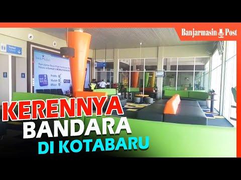 Rute Penerbangan Baru Segera Dibuka - Tujuan Kotabaru, Surabaya dan Balikpapan