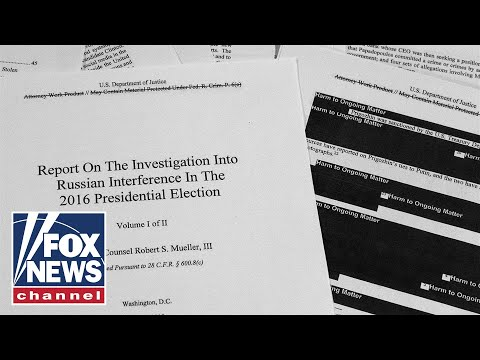 First look at findings in Mueller's report on Trump