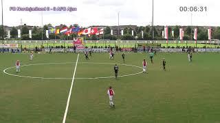 FCN/Farum Boldklub Elite U13 (05). FC Nordsjælland - AFC Ajax. Result 2-4. Final - United Jeugd Cup