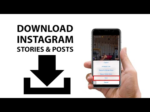How to Download Instagram Stor...