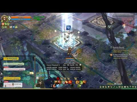 Tree of Savior 130 dungeon using 2star Instance Clear Voucher
