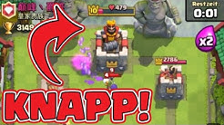 SO KNAPPE SPIELE :D || CLASH ROYALE || Let's Play Clash Royale [Deutsch/German HD+]