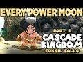 Every Power Moon in Super Mario Odyssey Part 1 - Cascade Kingdom Fossil Falls | Austin John Plays
