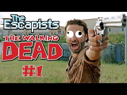 Download ริค เป็นคนตลก - The Escapists: The Walking Dead #1 Pictures